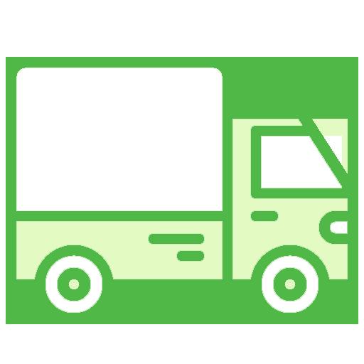 Consegniamo i tuoi pasti con furgoni refrigerati